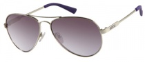 Guess GU 7228 Sunglasses Sunglasses - SI-58 Shiny Silver