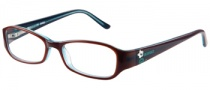 Bongo B Carly Eyeglasses Eyeglasses - BRN: Brown
