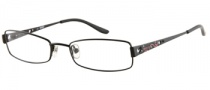 Bongo B Chloe Eyeglasses Eyeglasses - BLK: Black 