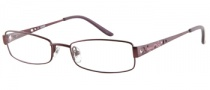 Bongo B Chloe Eyeglasses Eyeglasses - PUR: Purple 