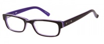 Bongo B Denim Eyeglasses Eyeglasses - PL: Plum Light Purple