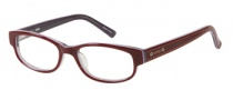 Bongo B Doll Eyeglasses Eyeglasses - BU Burgundy 