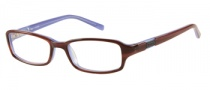 Bongo B Feisty Eyeglasses Eyeglasses - BRN: Brown