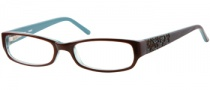 Bongo B Juliet Eyeglasses Eyeglasses - BRNBL: Brown