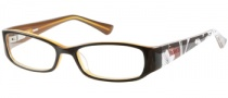 Bongo B Layla Eyeglasses Eyeglasses - BRN: Brown