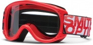 Smith Optics Junior Moto Goggles  Goggles - Red / Clear AFC