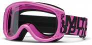 Smith Optics Junior Moto Goggles  Goggles - Hot Pink / Clear AFC