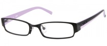 Bongo B Sammi Eyeglasses Eyeglasses - BLK: Satin Black 