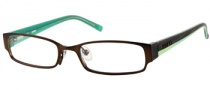 Bongo B Sammi Eyeglasses Eyeglasses - BRN: Satin Brown