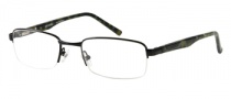Harley Davidson HD 438 Eyeglasses Eyeglasses - BLK: Shiny Black