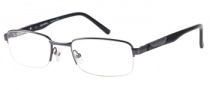 Harley Davidson HD 438 Eyeglasses Eyeglasses - GUN: Shiny Dark Gunmetal 