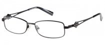 Harley Davidson HD 502 Eyeglasses Eyeglasses - BLK: Black 