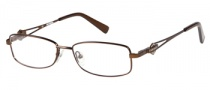 Harley Davidson HD 502 Eyeglasses Eyeglasses - BRN: Brown 