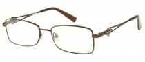 Harley Davidson HD 503 Eyeglasses Eyeglasses - BRN: Brown
