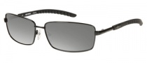 Harley Davidson HDX 845 Sunglasses Sunglasses - BLK-3F: Shiny Black
