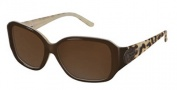 Harley Davidson HDX 846 Sunglasses Sunglasses - BRN-1: Brown Leopard