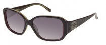 Harley Davidson HDX 846 Sunglasses Sunglasses - PUR-3: Dark Purple