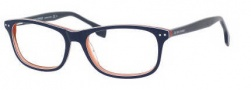 Boss Orange 0056 Eyeglasses Eyeglasses - 0XCJ Blue White Orange