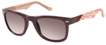 Candies COS Adison Sunglasses Sunglasses - BRN-34: Tan