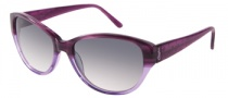Candies COS Brandy Sunglasses Sunglasses - PL-35: Dark Plum