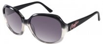 Candies COS Dani Sunglasses Sunglasses - BLK-35: Black Crystal