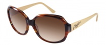 Candies COS Dani Sunglasses Sunglasses - BRN-34: Dark Brown