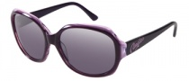 Candies COS Dani Sunglasses Sunglasses - PL-35: Plum