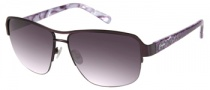 Candies COS Iris Sunglasses Sunglasses - PL-35: Matte Plum