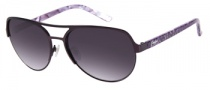 Candies COS Isabel Sunglasses Sunglasses - PL-35: Matte Plum