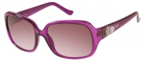 Candies COS Leigh Sunglasses Sunglasses - PL-67: Dark Plum
