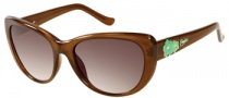 Candies COS Lily Sunglasses Sunglasses - BRN-34: Brown