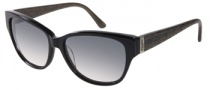 Candies COS Riley Sunglasses Sunglasses - BLK-35: Black 