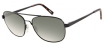 Gant GS Frank Sunglasses Sunglasses - BLK-2P: Satin Black