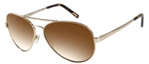 Gant GS Jero Sunglasses Sunglasses - GLD-1P: Gold