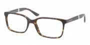 Bvlgari BV3018 Eyeglasses Eyeglasses - 504 Dark Havana / Demo Lens