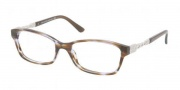 Bvlgari BV4061B Eyeglasses Eyeglasses - 5231 Variegated Violet / Brown Demo Lens