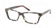 Bvlgari BV4065B Eyeglasses Eyeglasses - 5233 Havana Honey Vintage / Demo Lens