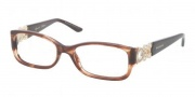 Bvlgari BV4067B Eyeglasses Eyeglasses - 5218 Variegated Brown / Demo Lens