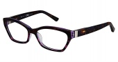 Ogi Eyewear 9070 Eyeglasses  Eyeglasses - 1281 Purple Marble Demi 