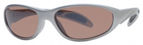 Liberty Sport Biker Sunglasses Sunglasses - Shiny Chrome w/ Ultimate Driver Lens #2