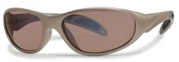 Liberty Sport Biker Sunglasses Sunglasses - Metallic Light Brown w/ Ultimate Driver Lens #5