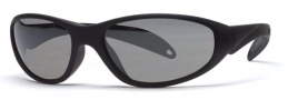 Liberty Sport Biker Sunglasses Sunglasses - Soft Matte Black w/ Ultimate Polarized Lens #1