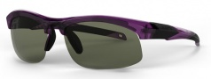 Liberty Sport IT-20A Sunglasses Sunglasses - Translucent Purple w/ Ultimate Play Lens #652