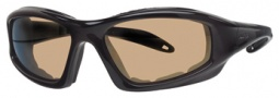 Liberty Sport Torque I Sunglasses Sunglasses - Transculent Black w/ Brown Lens #2