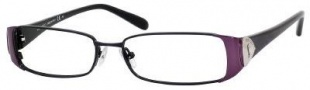 Jimmy Choo 32 Eyeglasses Eyeglasses - Shiny Black / Violet
