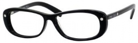 Jimmy Choo 34 Eyeglasses Eyeglasses - Black