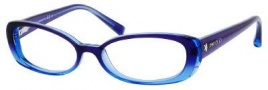 Jimmy Choo 37 Eyeglasses Eyeglasses - Blush Shaded / Blue