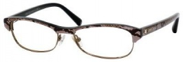 Jimmy Choo 44 Eyeglasses Eyeglasses - Gold Brown