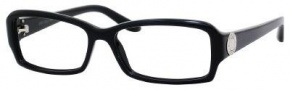 Jimmy Choo 51 Eyeglasses Eyeglasses - Black Crocodile Gold