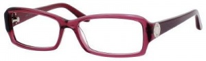 Jimmy Choo 51 Eyeglasses Eyeglasses - Red Crocodile Violet Gold